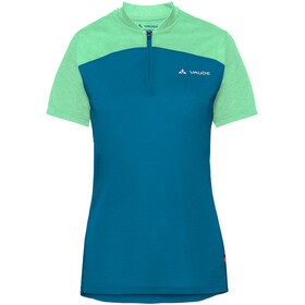 VAUDE Tremalzo IV Shirt Women kingfisher